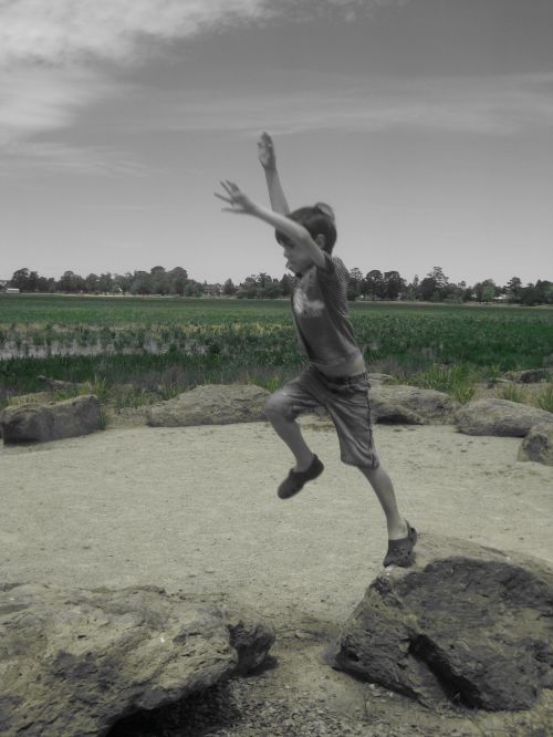 Jump Right